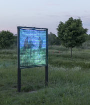KINO SKULPTUR PROJECTE: MOVING IMAGE INSTALLATION AS PUBLIC SCULPTURE AT MüNSTER'S DECENNIAL EXHIBITION